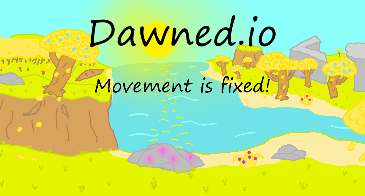 Dawned.io (back!)