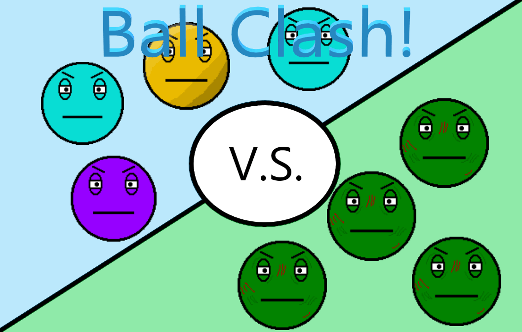 Ball Clash! [5th game mode!]