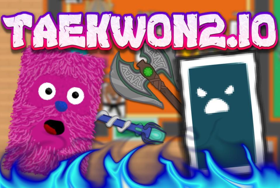 Taekwon2.io - River Update