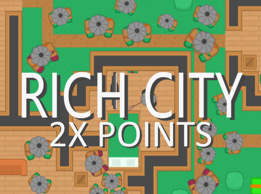 Rich City - Halloween