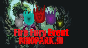 DinoPark.io (fire fury event!)