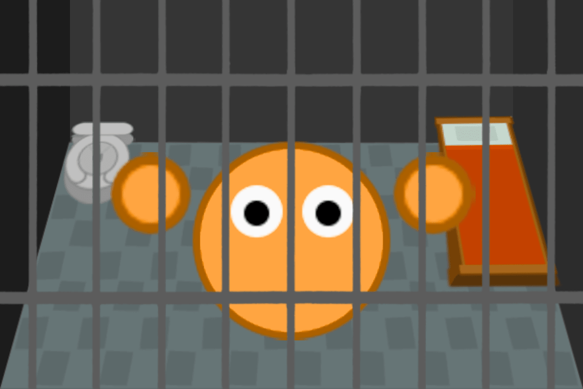 NEW ESCAPE! ~ Prison Life