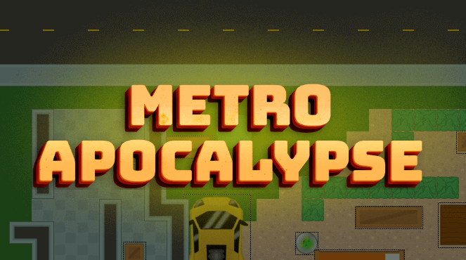 NEW MAP! - Metro Apocalypse