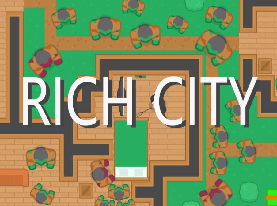 Rich City - Outbreak