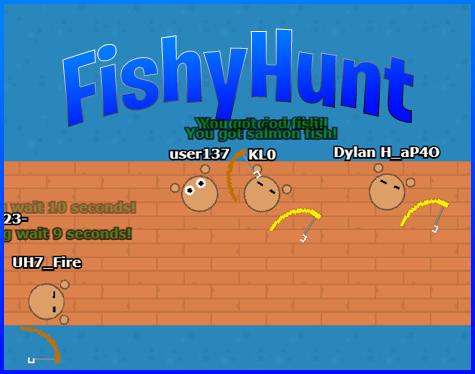 fishyhunt(DATA SAVE)