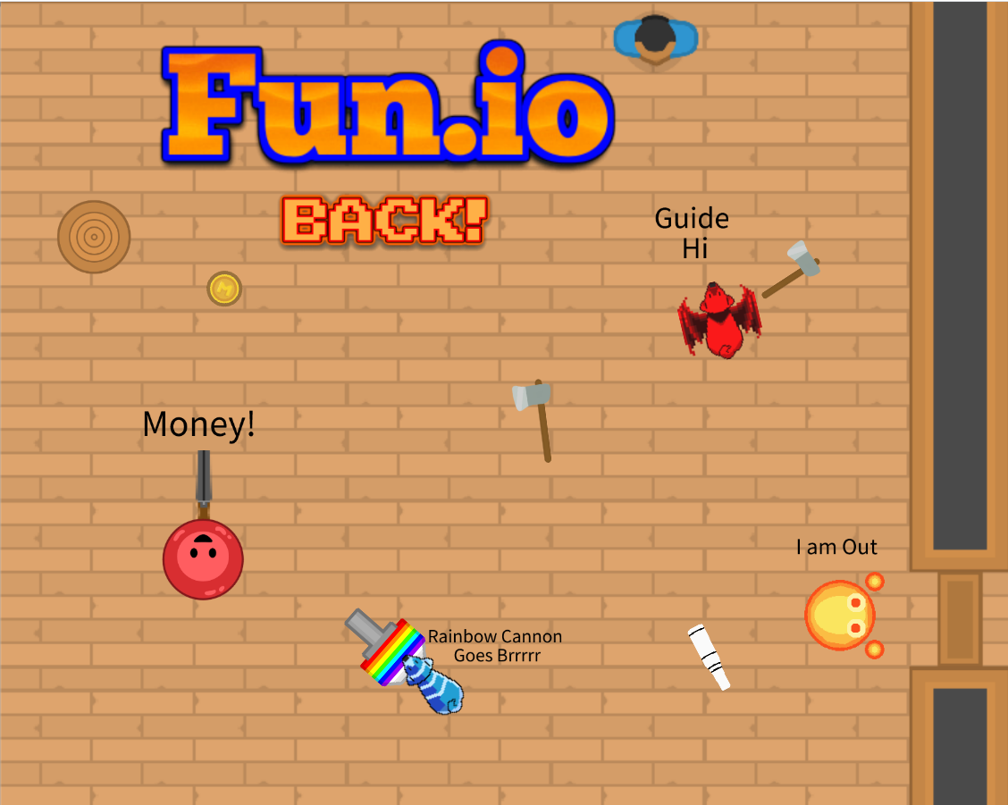 Fun.io HUGE UPDATE IS OUT!!!!