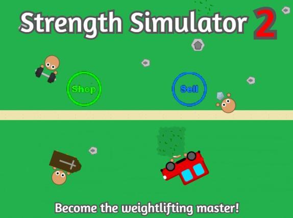 Strength Simulator 2 [NEW UPDATE]
