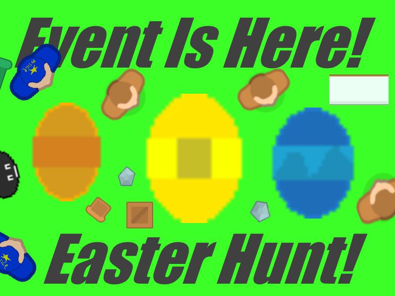 Hide.io Easter Hunt
