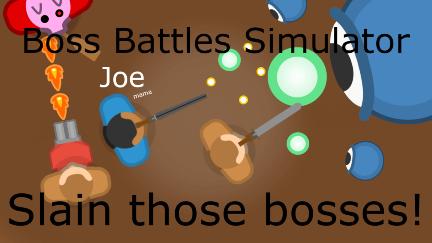 Boss Battles Simulator