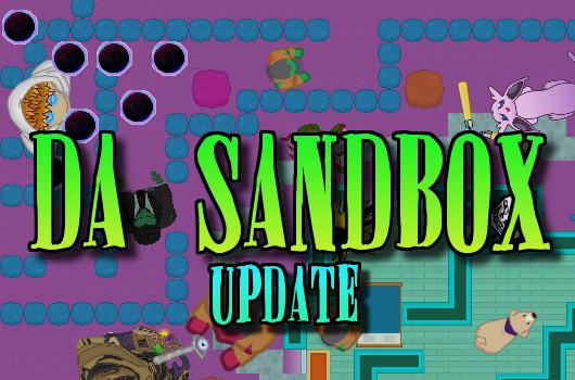 Da Sandbox UPDATE